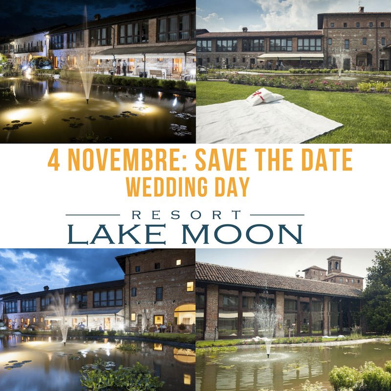 Wedding Day al Resort Lake Moon
